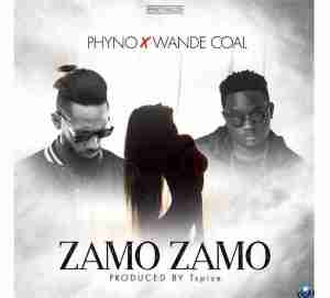 Instrumental: Phyno - Zamo Zamo (Prod. By Tspize) Ft.  Wande Coal